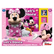 "Publications International ""Let's Dance"" Minnie Mouse Book Box and Plush"