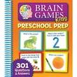 Publications International Preschool Prep Brain Game For Kids