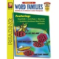 Remedia® in.Book 3: Word Familiesin. Grade 1st-3rd Book, Language Arts/Reading