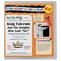 See The Wish King Fulcrum and The Knights Who Said No Play Kit, Grades 2 - 3