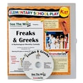 See The Wish Freaks and Greeks Play Kit, Grades 5 - 6