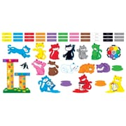 Trend Enterprises® Bulletin Board Set, Curious Color Cats