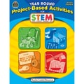 Teacher Created Resources Year Round Project-Based Activities For STEM Book, Grades PreK - K