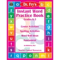 Teacher Created Resources in.Instant Word Practicein. Activity Book, Language Arts/Reading