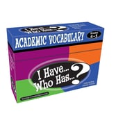 Teacher Created Resources TCR7842 Vocabulary Game, Grades 3-4