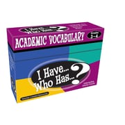 Teacher Created Resources I Have Who Has Academic Vocabulary Game, Grades 4-5
