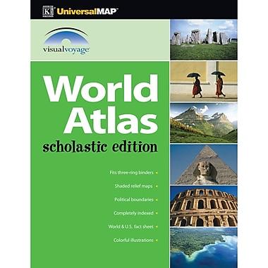 Kappa Map Group Universal Maps World Scholastic Atlas
