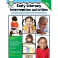 Carson Dellosa® in.Early Literac...in. Grade P-K Resource Book, Early Learning/Language Arts