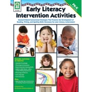 "Carson Dellosa® ""Early Literac..."" Grade P-K Resource Book, Early Learning/Language Arts"