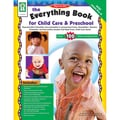 Key Education Publishing The Everything Book For Child Care & Preschool Resource Book, Grades PreK