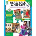 Carson Dellosa® in.Read Talk & Createin. Resource Book, Early Learning/Language Arts