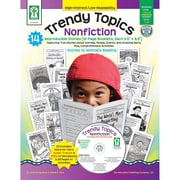 Carson Dellosa® Trendy Topics: N... Grade 2nd-7th Resource Book, Language Arts/Reading
