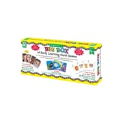 Carson Dellosa® Key Education Big Box of Early Learning Card Games Board Game