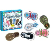 "Carson Dellosa® Key Education ""I Can Tie My Shoes"" Lacing Cards"