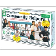 Key Education Publishing Listening Lotto: Community Helpers Board Game, Grades Preschool - 1