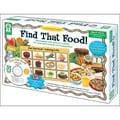 Key Education Publishing Listening Lotto: Find That Food! Board Game, Grades Preschool -1