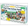 Key Education Publishing Listening Lotto Find That Action Verb! Board Game, Preschool -1