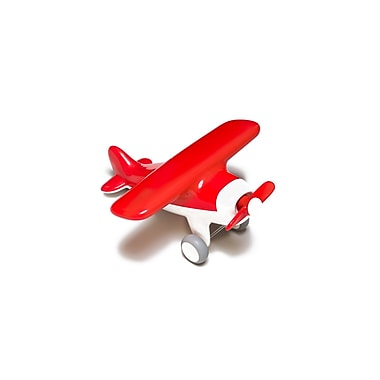 Kid O Products Air Plane Toy Vehicle, Cherry Red