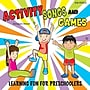 Kimbo Educational® Activity Songs and Games CD