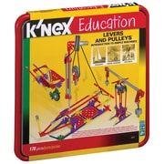 K'NEX® Intro To Simple Machines: Levers & Pulleys Activity Kit, Grades 3 - 5