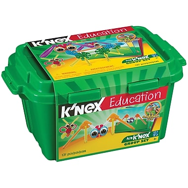 K'NEX® Kid K'NEX Construction Group Set, Grades PreK - 2