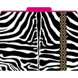 Barker Creek® File Folder, Zebra