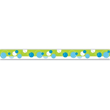 Barker Creek® Preschool - 12th Grade Scalloped Border, Dot Calm