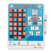 Melissa & Doug® Flip to-Win Hangman Travel Game