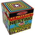 Melissa & Doug® Alphabet Nesting & Stacking Blocks