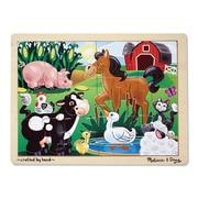 Melissa & Doug® On the Farm Jigsaw Puzzle