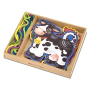Melissa & Doug® Lace and Trace Farm Set