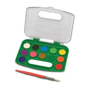 Melissa & Doug® Take-along Watercolor Set