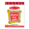 Melissa & Doug® 9in. x 12in. Wire-Bound Sketch Pad