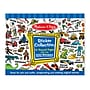 Melissa & Doug® Blue Sticker Collection