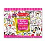 Melissa & Doug® Pink Sticker Collection