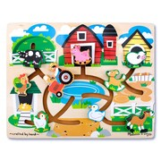 Melissa & Doug® Farm Maze Puzzle