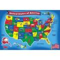 Melissa & Doug® U.S.A Map Floor Puzzle