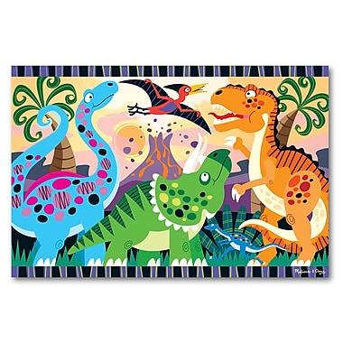 Melissa & Doug® Dinosaur Dawn Floor Puzzle