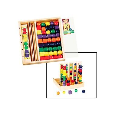 Melissa & Doug® Classic Toy Bead Sequencing Set, Grades All