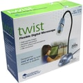 Learning Resources® Twist™ Flexible Digital Microscope, 200x, Grades Toddler - 12