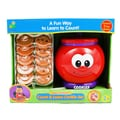 Learning Journey Learn With Me Count & Learn Cookie Jar, Grades Toddler - Preschool