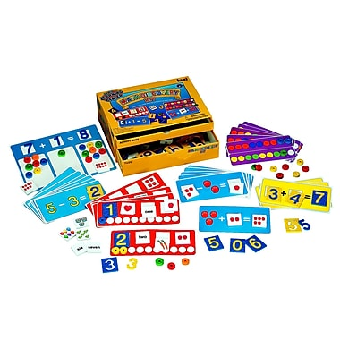 Patch Products Early Learning Center Math Discovery Kit