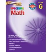 Carson Dellosa® Spectrum Math Workbook, Grades 6