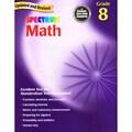 Carson Dellosa® Spectrum Math Workbook, Grades 8