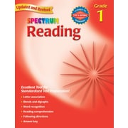 Carson Dellosa® Spectrum Reading Workbook, Grades 1