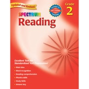 Carson Dellosa® Spectrum Reading Workbook, Grades 2