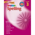 Carson Dellosa® in.Spectrum®: Spellingin. Grade 3 Workbook, Language Arts
