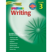 Carson Dellosa® Spectrum® Writing Workbook, Grades 3