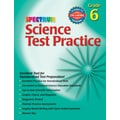 Carson Dellosa® Spectrum Science Test Practice Workbook, Grades 6