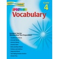 Carson Dellosa® in.Spectrum®: Vocabularyin. Grade 4 Workbook, Language Arts/Reading